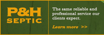 P and H Septic Service